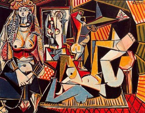 Picasso - Women of Algiers