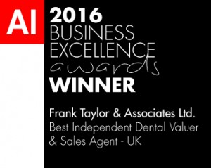 Business Excellence 2016 winners logo Template