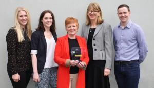 FTA team - AI Business Award 2016